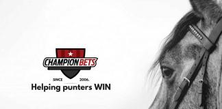 www.championbets.com.au logo horse