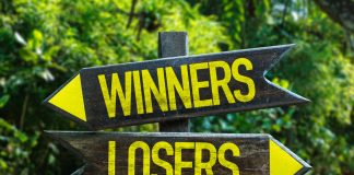 Profitable punting: Winning punters and losing punters