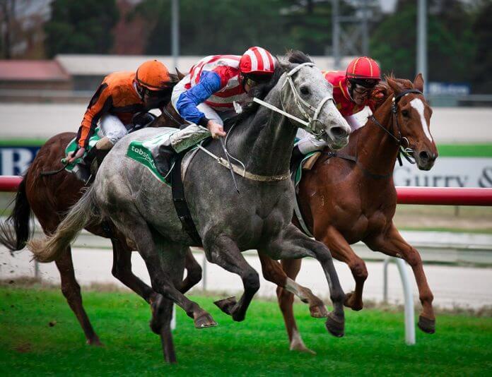 Horse racing Victoria