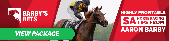 SA Horse Racing - Barby's Bets