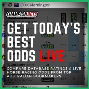 compare odds championbets.com.au