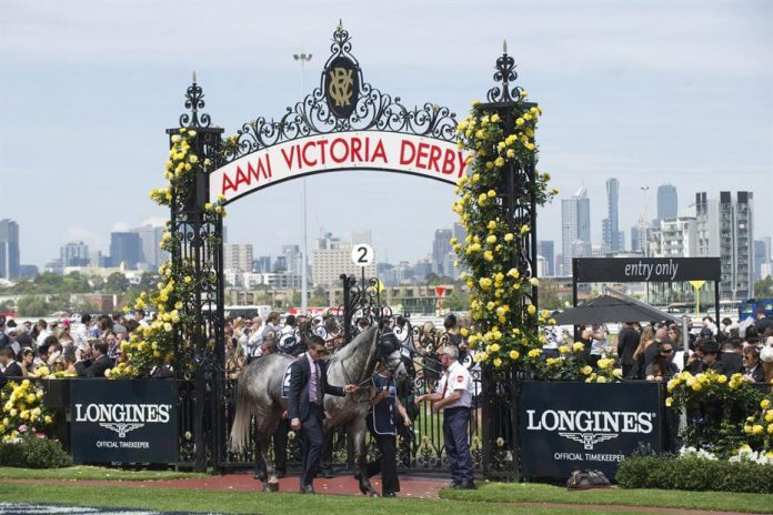 Vic Derby Day Flemington