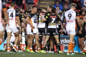 Panthers Tigers NRL Preview NRL tips footy tips
