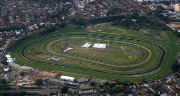 royal randwick racecourse edge