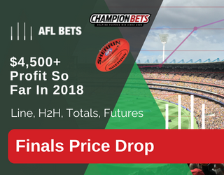 AFL Bets Champion Bets