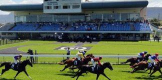 Kembla Grange racecourse edge