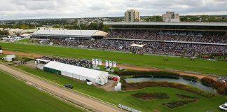 Rosehill racecourse edge track