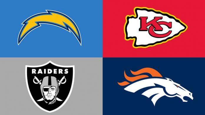 NFL 2018 NFL Tips AFC West