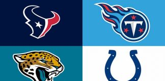 NFL Tips NFL 2018 AFC South