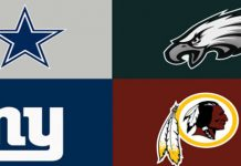NFL tips NFL 2018 NFC east