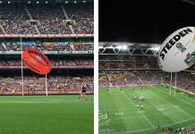 AFL finals NRL finals footy finals