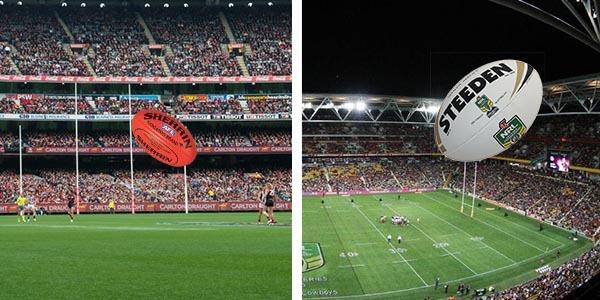 AFL finals NRL finals footy finals