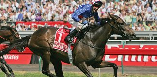 Group 1 Makybe Diva Stakes