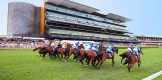 Group 1 Epsom Handicap Spring racing