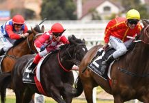 Group 1 Toorak Handicap Spring racing Caulfield