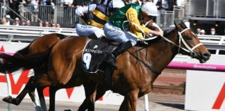 Spring racing Group 1 Kennedy Mile