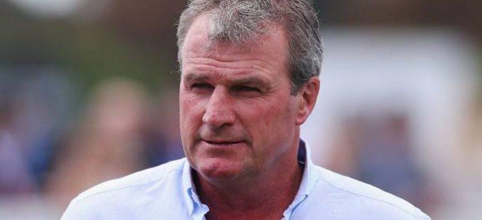 Darren Weir arrested racing trainer