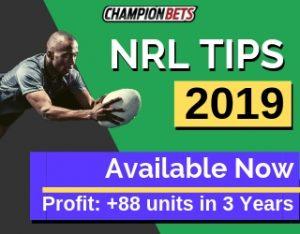 NRL Tips 2019